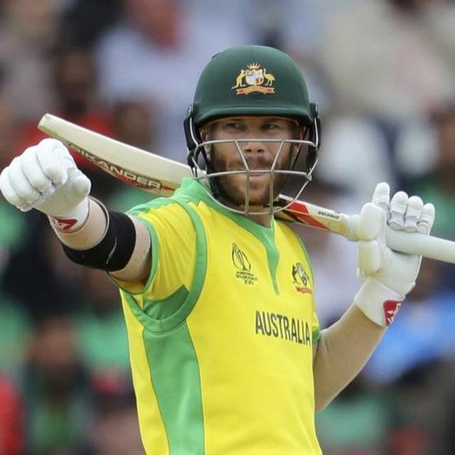 WORLD CUP 2019 | ENGLISH CROWD CONTINUE TO GIVE HOSTILE RECEPTION TO DAVID WARNER