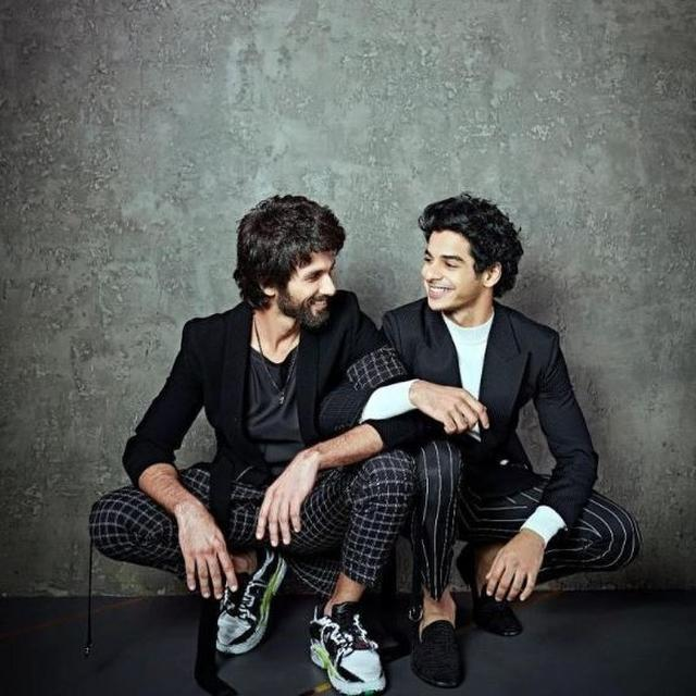 ISHAAN KHATTER JUMPS TO SHAHID KAPOOR'S DEFENCE AFTER A TROLL CALLS HIS APPRECIATION POST FOR ELDER BROTHER A 'SWEET JUSTIFICATION FOR MISOGYNY'