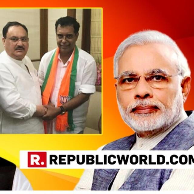 EXPELLED FOR PRAISING PM MODI, FORMER CONGRESS LEADER AP ABDULLAKUTTY JOINS BJP IN PRESENCE OF PARTY WORKING PRESIDENT JP NADDA