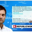 EVEN AS RAHUL GANDHI'S RESIGNATION DRAMA CONTINUES, HERE IS HOW THE TREND #MYLEADERRAHULGANDHI MAY BE MANUFACTURED. DETAILS HERE