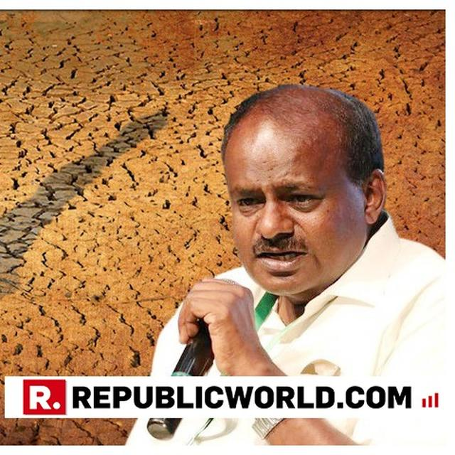 KARNATAKA CM KUMARASWAMY BLAMES BJP OF ATTEMPTING TO DISRUPT HIS 'VILLAGE STAY', SAYS 'MY MORALE IS DIMINISHED'
