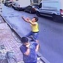 HEROIC: TEENAGER SAVES TODDLER FALLING FROM AN APARTMENT IN THIS GOOSE-BUMPS INDUCING VIDEO