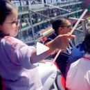 WATCH: ZIVA DHONI CHEERS FOR TEAM INDIA