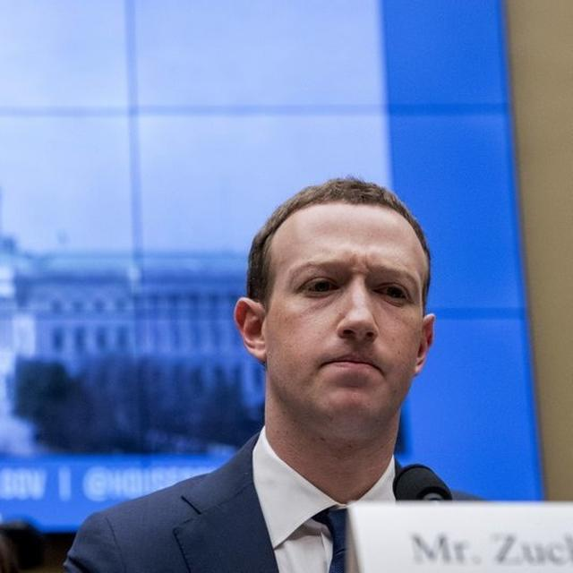 FACEBOOK CHIEF BLAMING US GOVERNMENT FOR FAKE NEWS PROBLEM