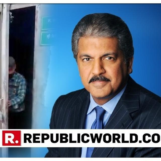 ANAND MAHINDRA POSTS ABOUT MARVELLOUS SOLUTION TO THIS EVERYDAY PROBLEM. WANTS IT TO TURN FROM 'JUGAAD TO JHAKAAS'