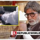 'IT'S NOT REAL', SAY NETIZENS TO AMITABH BACHCHAN FOR SHARING A 'RAIN-CLOUD GENERATOR' VIDEO. HERE'S WHAT IT REALLY IS