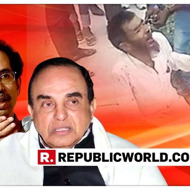 SHIV SENA CALLS OUT 'SELECTIVE OUTRAGE', BJP'S SUBRAMANIAN SWAMY DEMANDS APOLOGY FROM CONGRESS AFTER DECEASED PEHLU KHAN IS CHARGESHEET FOR COW SMUGGLING IN 2017 ALWAR LYNCHING CASE