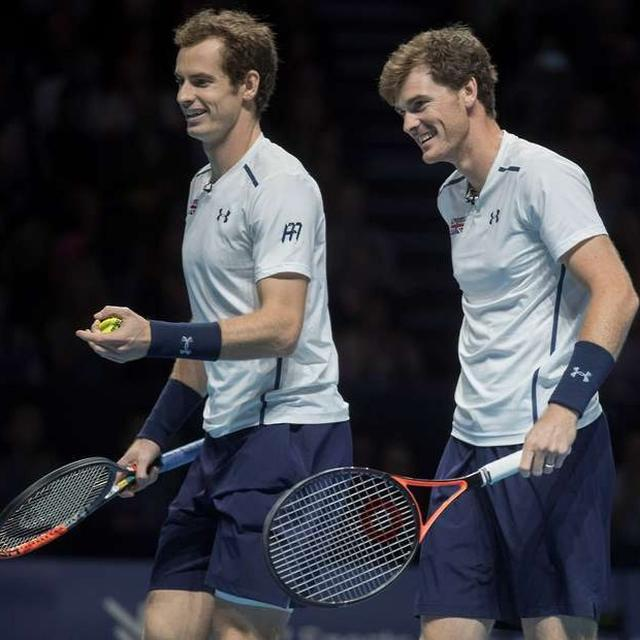 'IT FEELS A BIT ODD...': HERE'S WHAT ANDY MURRAY HAS TO SAY ABOUT HIS POTENTIAL WIMBLEDON DOUBLES MEETING AGAINST BROTHER JAMIE