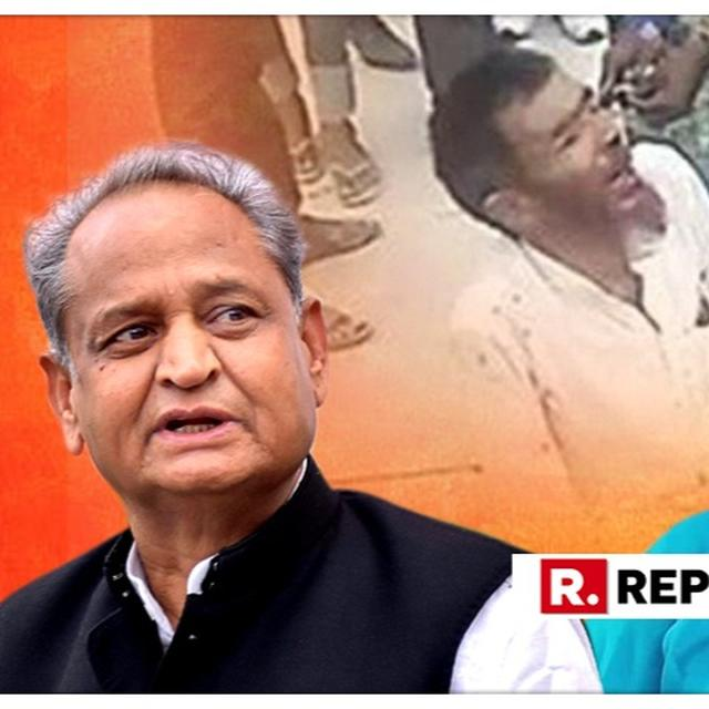 WATCH: RAJASTHAN CM ASHOK GEHLOT BLAMES PREVIOUS VASUNDHARA RAJE-LED BJP GOVT AFTER DECEASED PEHLU KHAN IS CHARGESHEETED IN THE 2017 ALWAR LYNCHING CASE