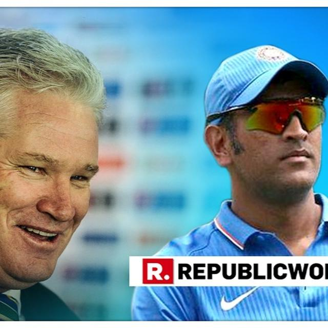 DEAN JONES HAS THE SOLUTION FOR INDIA'S BIG 'NUMBER 4' QUESTION AT THE WORLD CUP. HERE'S HIS SUGGESTION
