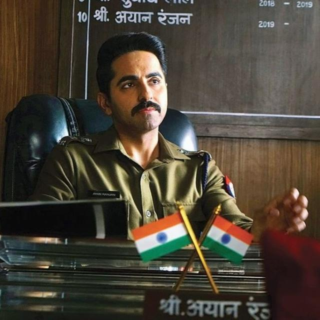 HAILED BY CRITICS, HERE'S HOW AYUSHMAN KHURRANA-STARRER 'ARTICLE 15' IS DOING AT THE BOX OFFICE
