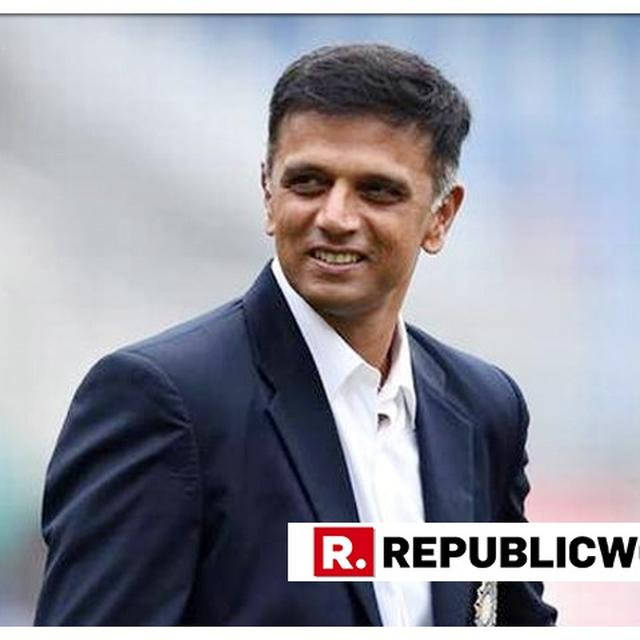 HEAD OF CRICKET DRAVID TO TAKE CHARGE AT NCA ON JULY 1