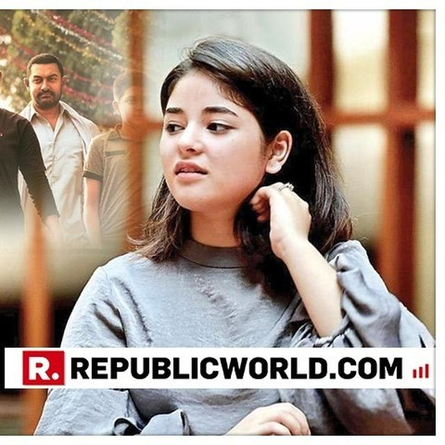 'I OFFICIALLY DECLARE MY DISASSOCIATION WITH THIS FIELD': IN A CATHARTIC POST, DANGAL ACTRESS ZAIRA WASIM ANNOUNCES DECISION TO QUIT BOLLYWOOD. READ HER LETTER HERE