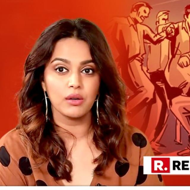 """""""FOR GOD'S SAKE, DO YOUR JOB!': SWARA BHASKER SLAMS IPS OFFICER WHO ACCUSED HER OF DOING'SELECTIVE' OUTRAGE FOR HER TWEET ON JHARKHAND LYNCHING"""