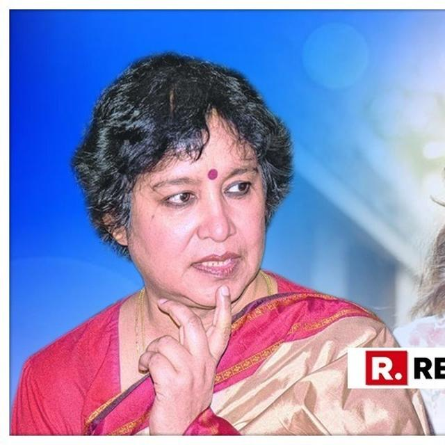 """TASLIMA NASREEN BRANDS ZAIRA WASIM'S DECISION TO QUIT BOLLYWOOD OVER RELIGIOUS REASONS """"MORONIC"""""""