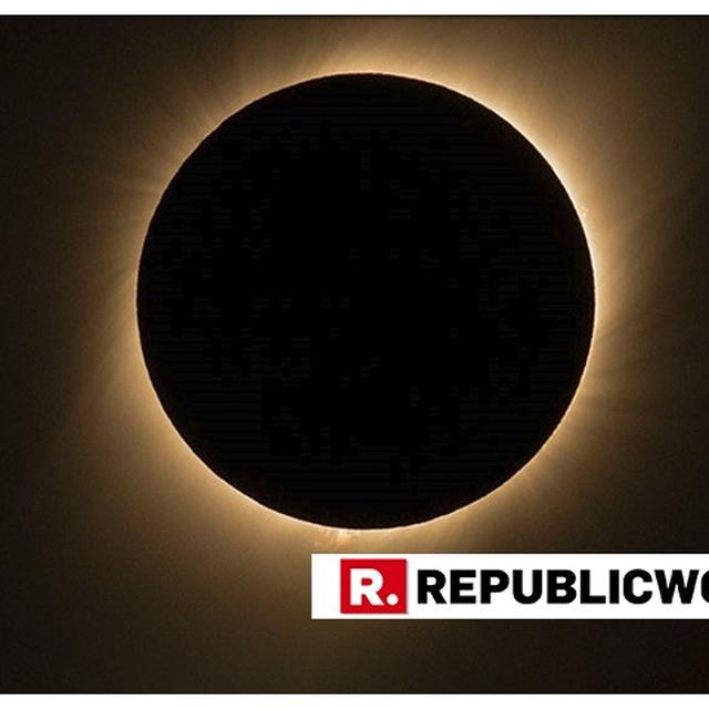 IN PICTURES: WORLD EXPERIENCES 2019'S ONLY 'TOTAL SOLAR ECLIPSE' LASTING 4 MINS 33 SECONDS LONG