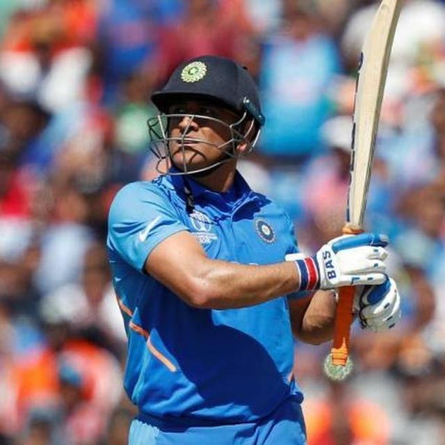 INDIA'S LAST WORLD CUP MATCH LIKELY TO BE MS DHONI'S LAST IN NATIONAL COLOURS