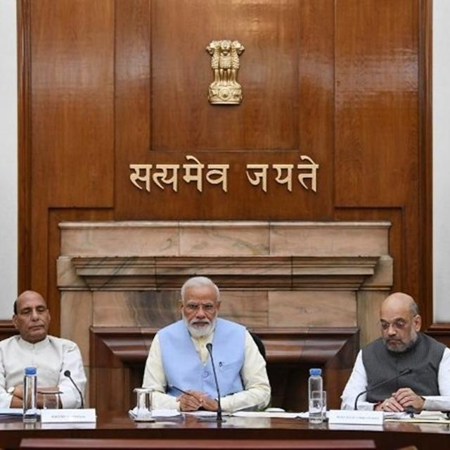 CENTRE WORKING ON 3-PRONGED STRATEGY TO IMPROVE POLITICAL, ECONOMIC ENVIRONMENT IN JAMMU AND KASHMIR: OFFICIALS