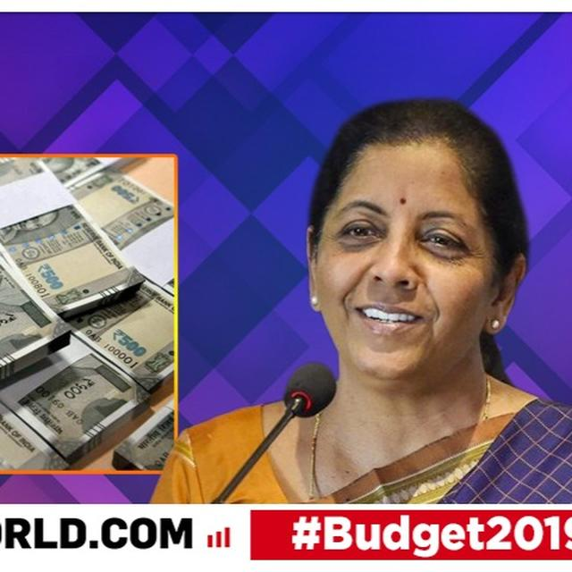 UNION BUDGET 2019 | NIRMALA SITHARAMAN SAYS NPAS HAVE REDUCED BY RS 1 LAKH CRORE IN THE LAST YEAR, CREDITS IBC FOR RS 4 LAKH CRORE RECOVERY, IN BUDGET SPEECH