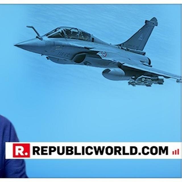 FIRST RAFALE TO BE DELIVERED IN 2 MONTHS: FRENCH AMBASSADOR ALEXANDRE ZIEGLER