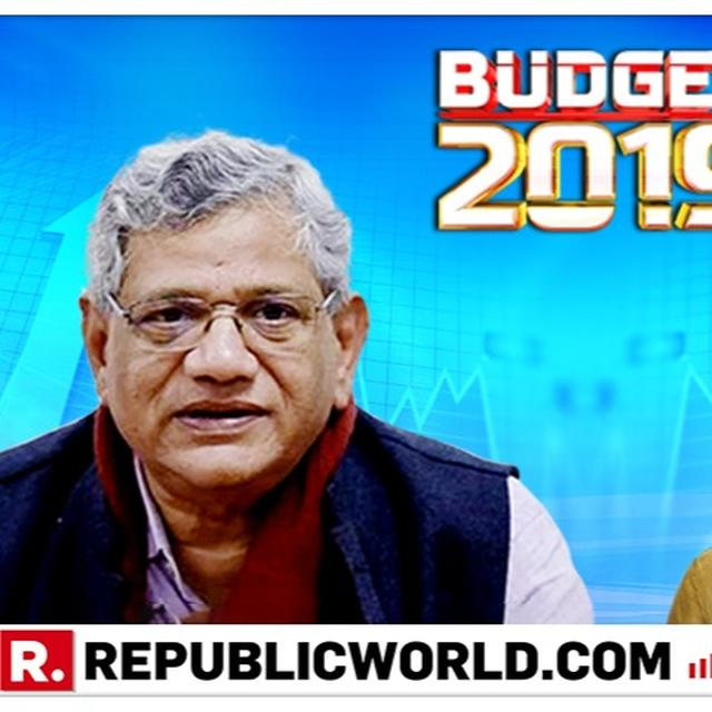 UNION BUDGET 2019: LEFT CALLS IT 'POST-ELECTION PAYBACK GIFT TO CORPORATE INDIA AND FOREIGN INTERESTS' IN SOCIALIST CRITIQUE