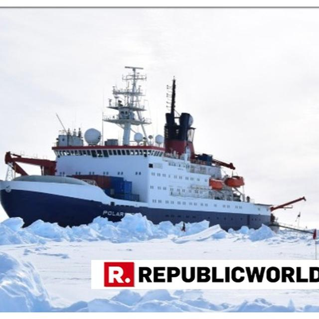 MOSAIC EXPEDITION: 600 SCIENTISTS GEAR UP TO SPEND NEXT YEAR TRAPPED IN ICE TO STUDY CLIMATE CHANGE EFFECTS ON THE ARCTIC SEA
