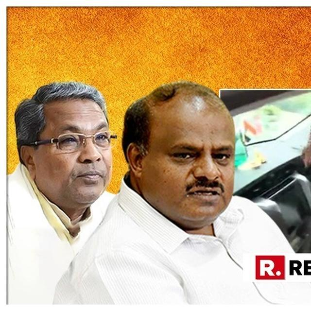 KARNATAKA CRISIS: FAST-PACED DEVELOPMENTS AS MULTIPLE CONGRESS-JD(S) MLAS TENDER RESIGNATIONS AND MOVE TO GOVERNOR'S RESIDENCE, BC PATIL BLAMES 'INJUSTICE'