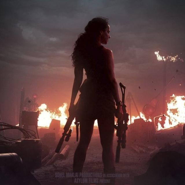KANGANA RANAUT'S 'DHAAKAD' GETS A THUMBS UP FROM NETIZENS AS ACTION-ENTERTAINER'S FIRST POSTER UNVEILS; THEY SAY, 'QUEEN REMAINS UNSTOPPABLE'