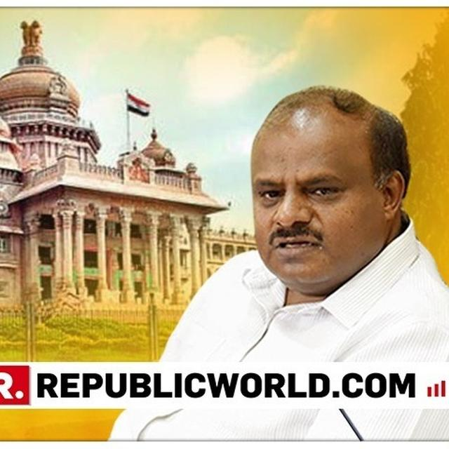 MASSIVE SCOOP: HD KUMARASWAMY MULLING STEPPING DOWN AS CHIEF MINISTER TO AVOID TRUST-VOTE EMBARRASSMENT AS MASS-RESIGNATION HITS CONGRESS-JDS GOVERNMENT