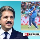 'THIS HASN'T BEEN JUST ANOTHER MATCH. THIS HAS BEEN A...': ANAND MAHINDRA HAS A BEAUTIFUL DESCRIPTION FOR INDIA VS SRI LANKA WORLD CUP 2019 MATCH. READ HERE