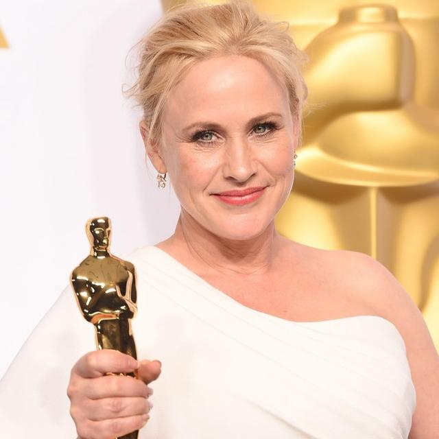 PATRICIA ARQUETTE ALMOST 'PASSED OUT' AFTER OSCAR WIN