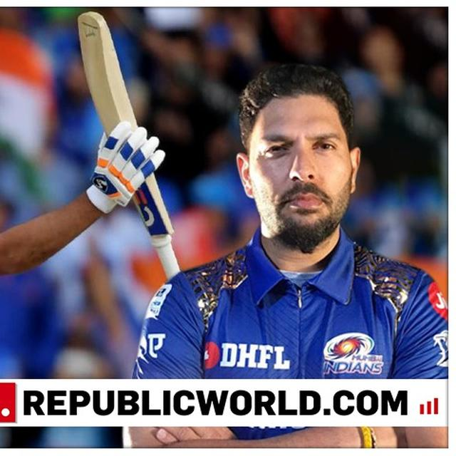 WORLD CUP 2019  | HERE'S HOW YUVRAJ SINGH'S WISE WORDS ENDED UP BOOSTING ROHIT SHARMA'S MORALE