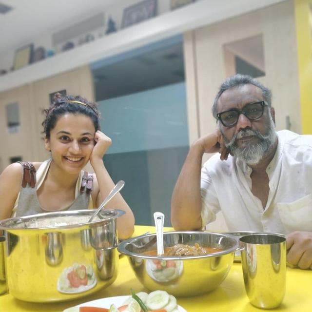 'ARTICLE 15' DIRECTOR ANUBHAV SINHA AND HIS 'MULK' ACTRESS TAAPSEE PANNU TO JOIN HANDS AGAIN; HERE'S DUO'S SPECIAL WAY TO CELEBRATE THE REUNION