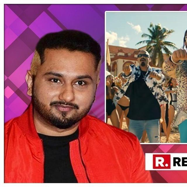 HONEY SINGH BOOKED: FIR FILED AGAINST RAPPER OVER LEWD AND SHOCKING 'MAKHNA' SONG LYRICS
