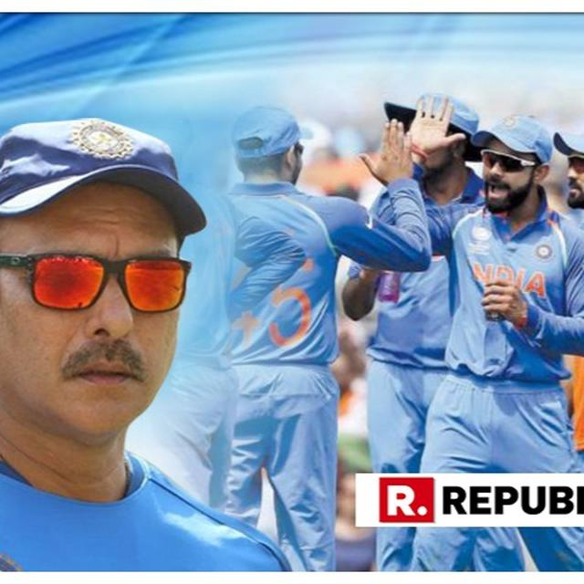 WORLD CUP: RAVI SHASTRI SAYS HE 'THOUGHT GOD WAS IN ENGLAND'S DRESSING ROOM THAT DAY' AS GOES DOWN TEAM INDIA'S ROAD TO THE NEW ZEALAND SEMIFINAL