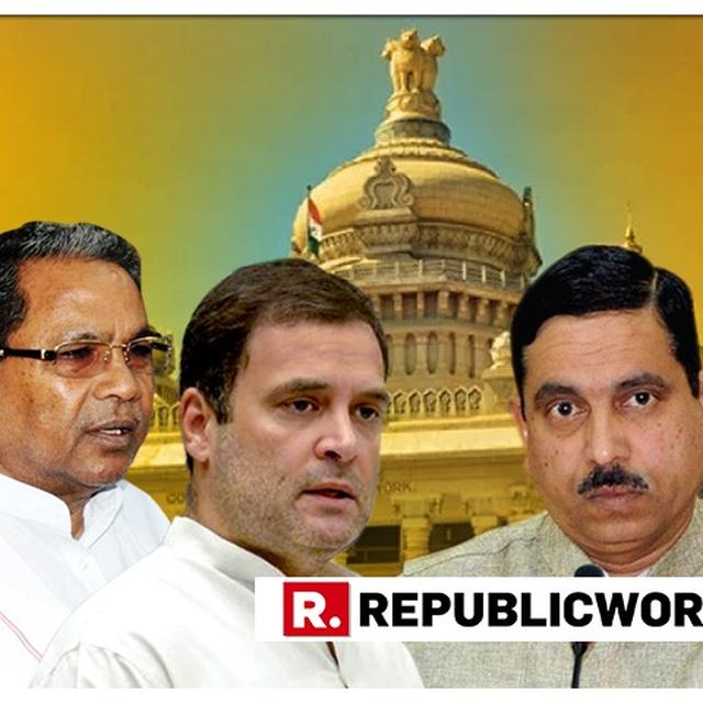 KARNATAKA CRISIS: SPEAKER TO ASK MLAS TO PERSONALLY SUBMIT RESIGNATIONS AS CONGRESS-JD(S) NUMBERS DWINDLE, CENTRAL BJP ASKS 'HOW'S THIS RELATED TO US?'