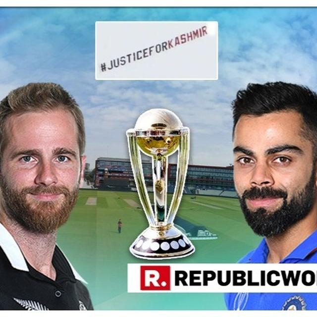WORLD CUP: UK SECURES INDIA-NEW ZEALAND SEMIFINAL VENUE'S AIRSPACE AMID ROW OVER ANTI-INDIA BANNERS, OLD TRAFFORD DECLARED 'NO FLY ZONE'