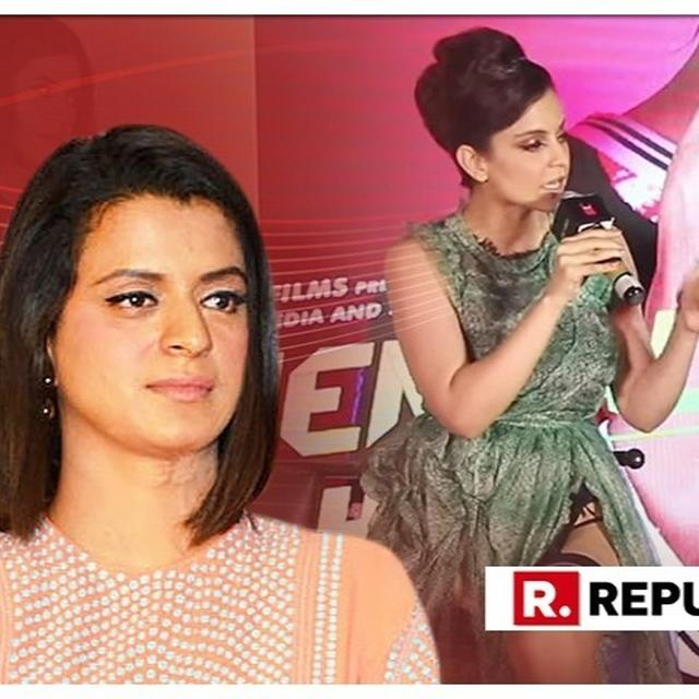 KANGANA RANAUT-JOURNALIST SPAT | 'JUST WAIT & WATCH, YOU HAVE SOUGHT AN APOLOGY FROM THE WRONG PERSON,' THREATENS RANGOLI CHANDEL
