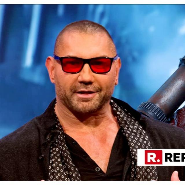 NEVER LOOKED AT DRAX AS COMEDIC CHARACTER: DAVE BAUTISTA