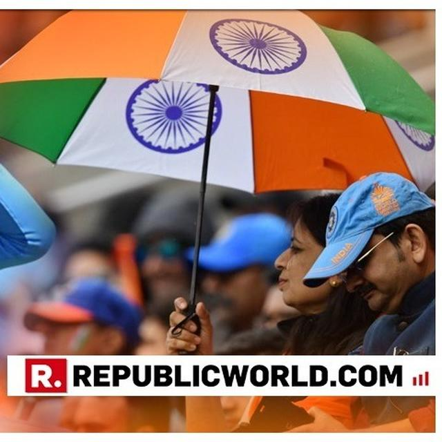 NETIZENS FLOOD THE INTERNET WITH MEMES AS RAIN STOPS PLAY DURING INDIA'S SEMI-FINAL CLASH AGAINST NEW ZEALAND
