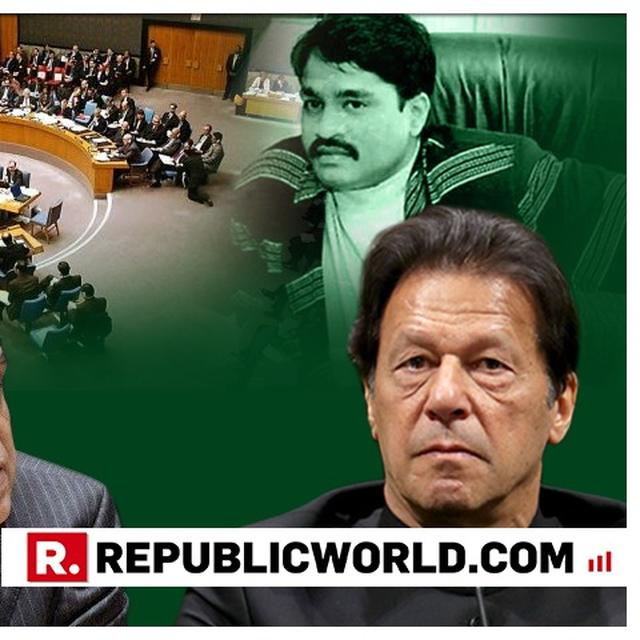 INDIA EXPOSES PAKISTAN'S DENIAL ABOUT DAWOOD IBRAHIM'S EXISTENCE AT UN SECURITY COUNCIL