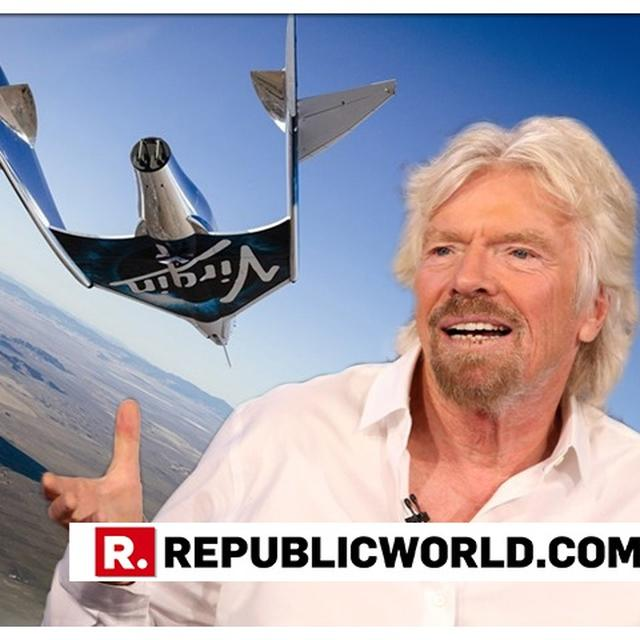 UK BILLIONAIRE RICHARD BRANSON'S VIRGIN GALACTIC TO MERGE WITH INVESTMENT FIRM SCH TO BECOME WORLD'S FIRST PUBLICLY-TRADED SPACE TOURISM VENTURE