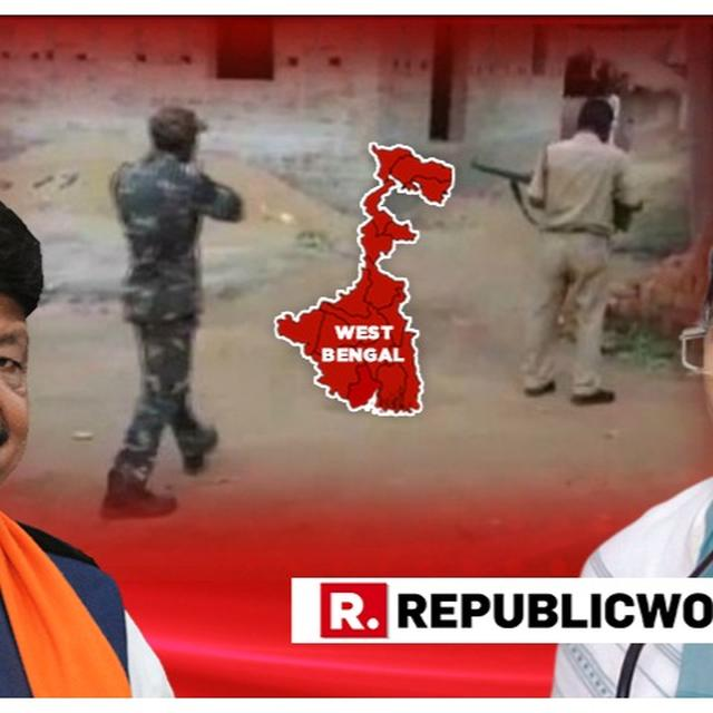 WATCH: WEST BENGAL POLICE FIND MORE LIVE CRUDE BOMBS IN BIRBHUM DISTRICT