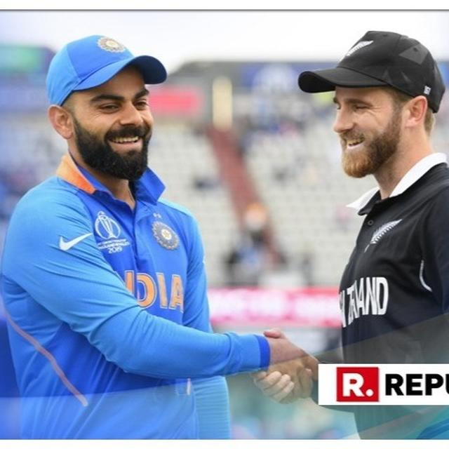 WORLD CUP: ANAND MAHINDRA'SREFLEXABOUT THE DUCKWORTH-LEWIS METHOD AFTER THE INDIA-NEW ZEALAND MATCH BEING PUSHED TO DAY 2 IS ALL OF US