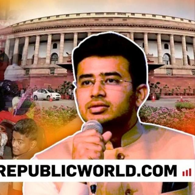 "WATCH: MP TEJASVI SURYA DEMANDS NRC IN KARNATAKA ""TO WEED OUT ILLEGAL BANGLADESHI IMMIGRANTS"""