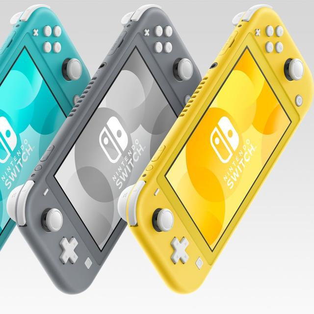 NINTENDO SWITCH LITE ANNOUNCED AS A SMALLER, MORE AFFORDABLE TAKE ON THE ORIGINAL, ARRIVING ON SEPTEMBER 20