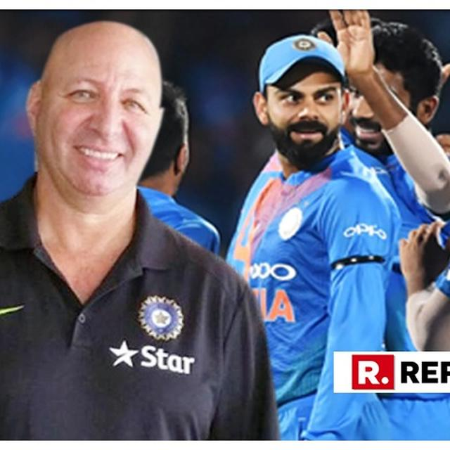 WORLD CUP: TEAM INDIA'S PHYSIO PATRICK FARHART BIDS EMOTIONAL FAREWELL TO THE MEN IN BLUE, PLAYERS THANK HIM