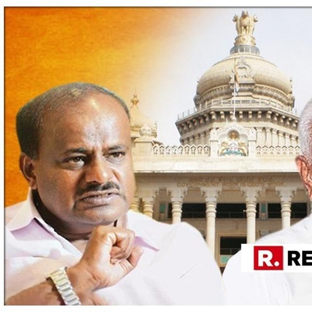 KARNATAKA CRISIS: KUMARASWAMY GOVT STYMIED AS GOVERNOR ORDERS STATE NOT IMPLEMENT MAJOR DECISIONS FROM EMERGENCY CONGRESS-JDS CABINET MEET AMID MASS RESIGNATIONS
