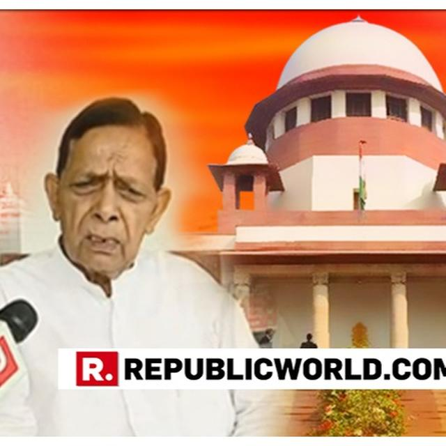 AYODHYA CASE PETITIONER HAJI MEHBOOB SAYS 'BAJRANG DAL, HINDU MAHASABHA NEVER WANT ISSUE TO BE RESOLVED' AFTER SC OPENS POSSIBILITY OF DAY-TO-DAY HEARING