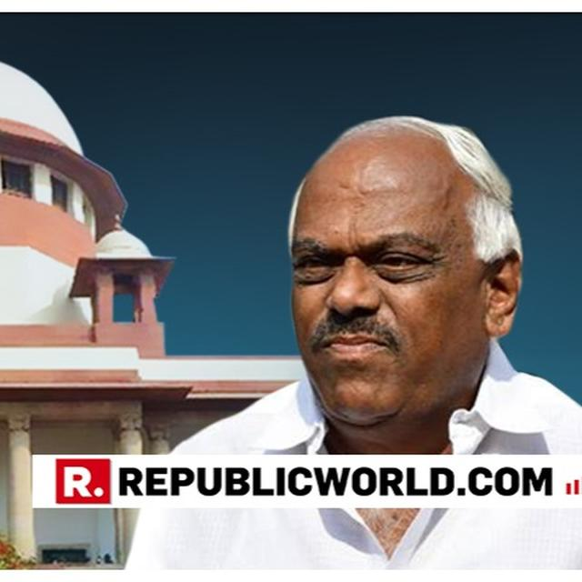KARNATAKA CRISIS: SUPREME COURT ORDERS STATUS-QUO ON CONGRESS-JDS MLAS' RESIGNATIONS TILL TUESDAY, SPEAKER TOLD TO NOT TAKE DECISION TILL THEN